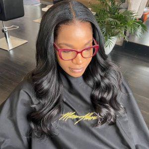 Mane Allure Salon - Hair salon in Mississauga - weave - extensions - silk press - 16