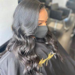 Mane Allure Salon - Hair salon in Mississauga - weave - extensions - silk press - 19